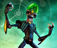 Dr. Nefarious (Ratchet & Clank series)