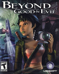 Beyond Good & Evil (PC, PSN, XBLA)