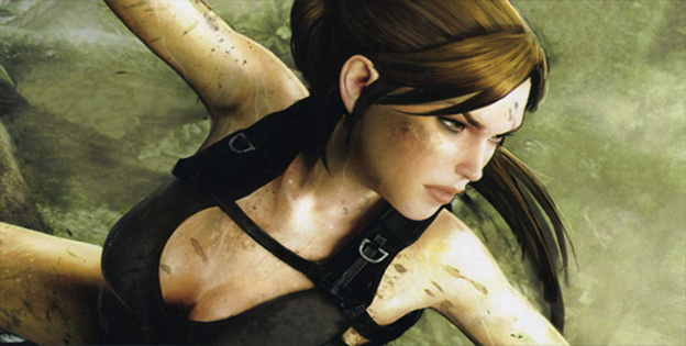 6. Lara Croft