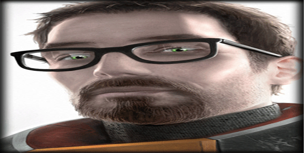 8. Gordon Freeman