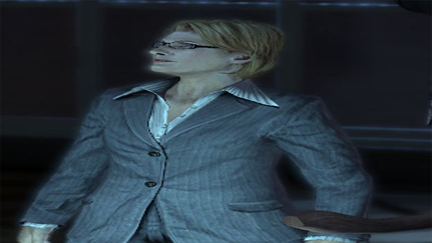 Patricia Caldwell (Splinter Cell: Conviction)