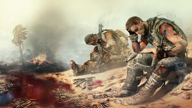 5. Spec Ops: The Line