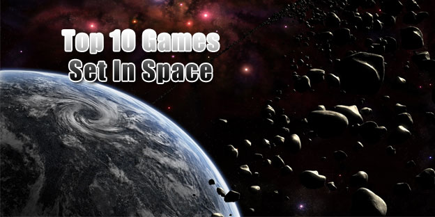 Top 10 Games Set In Space