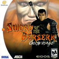 Sword of the Berserk: Gut's Rage (DC)