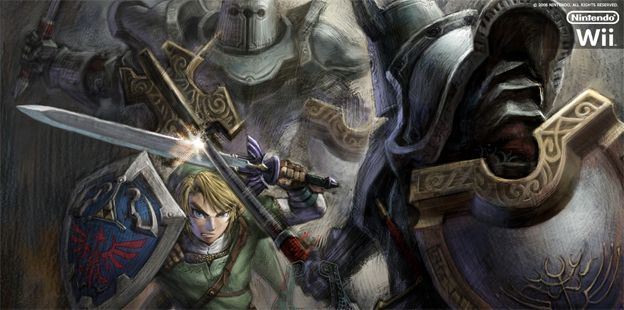 10. The Legend of Zelda: Twilight Princess