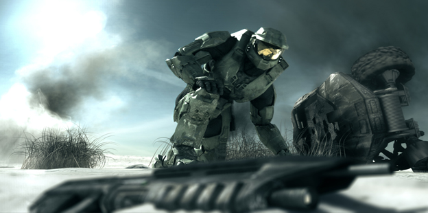 9. Halo 3 and 4