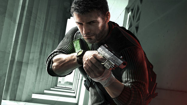 6. Sam Fisher (Splinter Cell: Conviction)