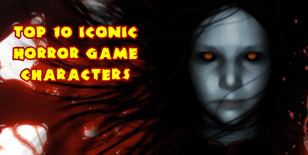 Top 10 Iconic Horror Game Characters