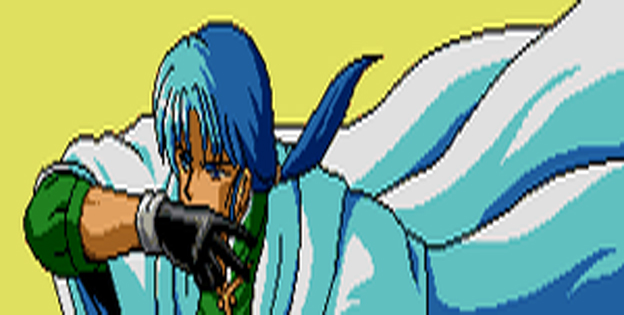 10. Rune Walsh (Phantasy Star 4: End of the Millennium)