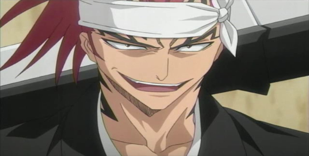 4. Renji Abarai (Bleach: Soul Resurreccion, Bleach: The 3rd Phantom)