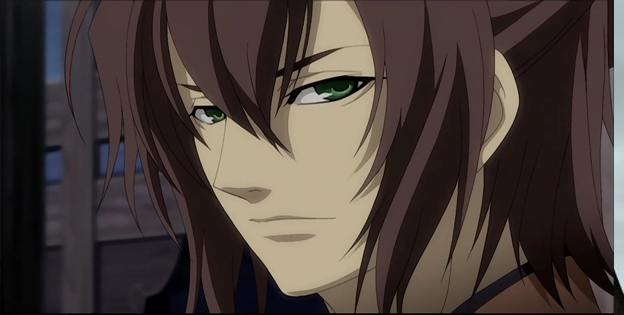 5. Okita Souji (Hakuoki: Demon of the Fleeting Blossom)