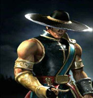 Kung Lao's Hat Bisection