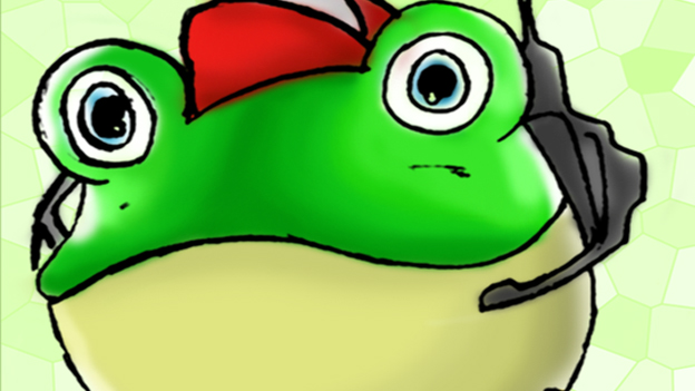 Slippy Toad (Starfox 64)