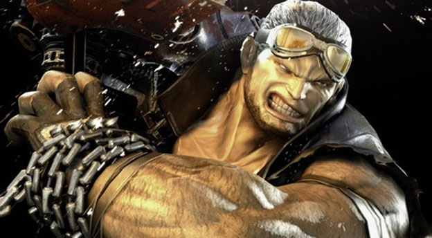 10. Anarchy Reigns