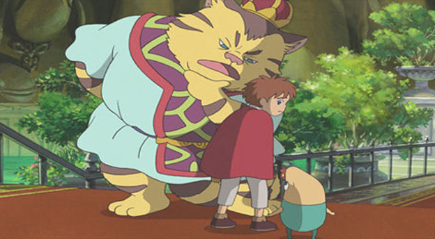 6. Ni No Kuni: Wrath of the White Witch