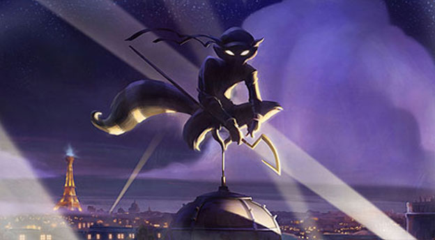 8. Sly Cooper: Thieves in Time
