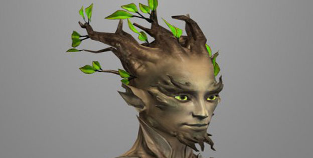The Sylvari (Guild Wars 2)