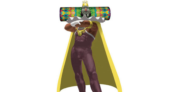 King of All Cosmos (Katamari Damacy)
