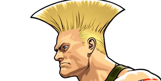 Guile (Street Fighter)