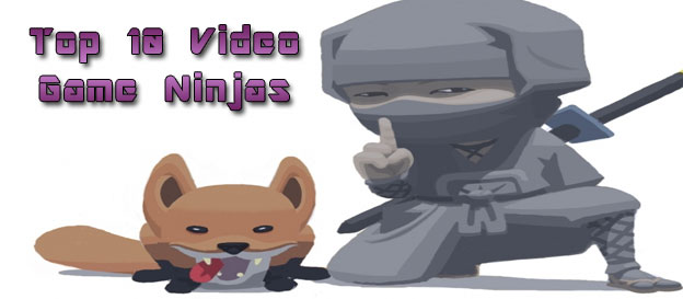 Top 10 Ninjas In Video Games
