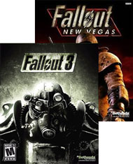 Fallout 3 and New Vegas