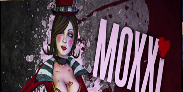4. Moxxi (Borderlands 2)