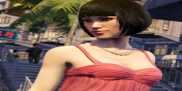 5. Sandra (Sleeping Dogs)