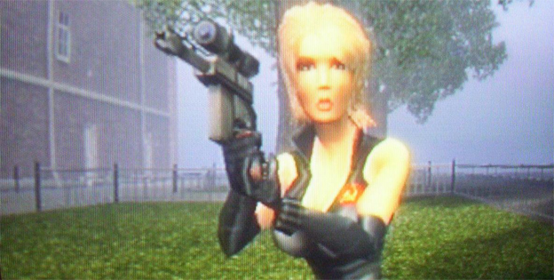 10. Natalya Ivanova (Destroy All Humans 2)