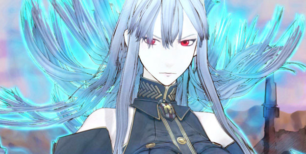 2. Selvaria Bles (Valkyria Chronicles)