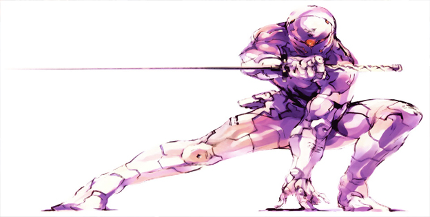 Cyborg Ninja (Metal Gear Solid)