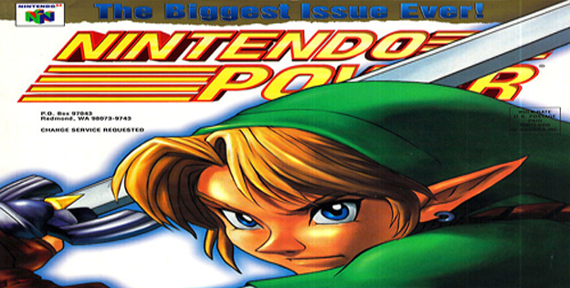 9. A Subscription to Nintendo Power
