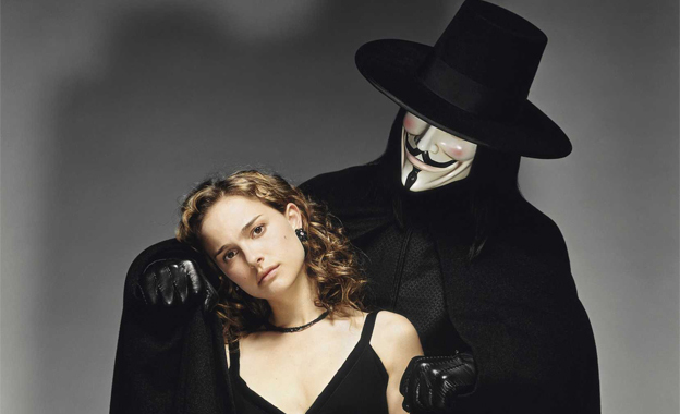 10. Watch V for Vendetta