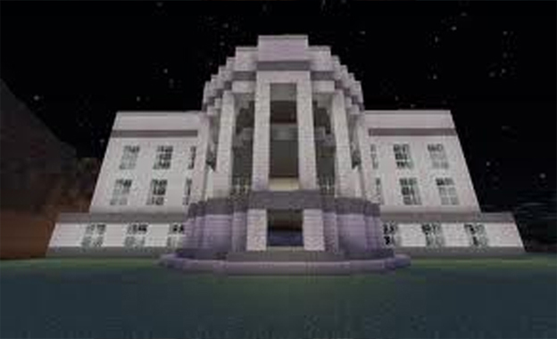 8. Complete Your Minecraft White House