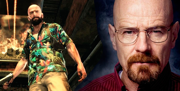 Max Payne and Walter White