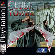 Clock Tower – Death by Scissors