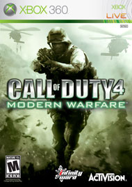 Call of Duty 4: Modern Warfare – Radiation Sickness