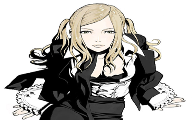 1. Sylvia Christel (No More Heroes)