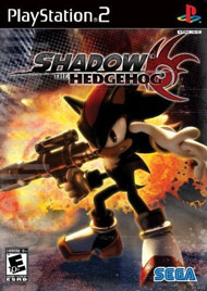 Shadow the Hedgehog (GameCube, PS2, Xbox)