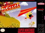 Pac-Man 2: The New Adventures (SNES, Genesis)