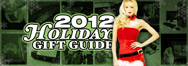 Top 20 Gamer Holiday Gifts For 2012