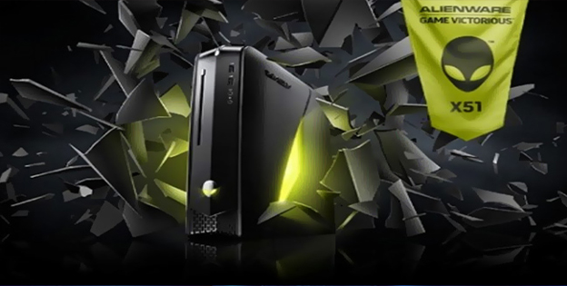 Alienware X51 Mini Gaming Desktop