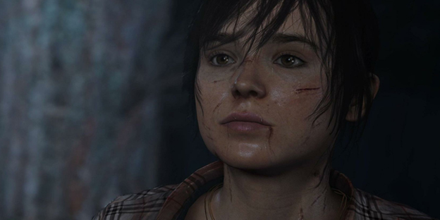 Ellen Page Has Quantic Dreams
