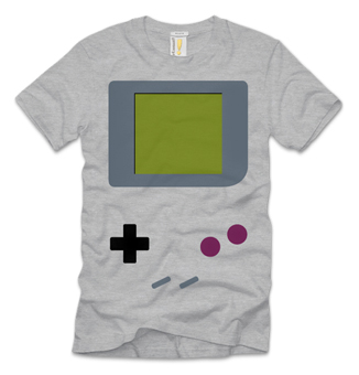 Gameboy Shirt