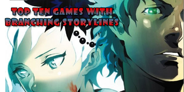 Top 10 Games With Branching Storylines