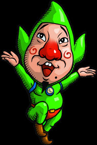 Tingle (Legend of Zelda series)