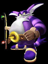 Big the Cat (Sonic Adventure)
