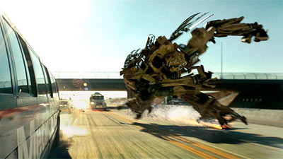 Transformers: The Movie Review article