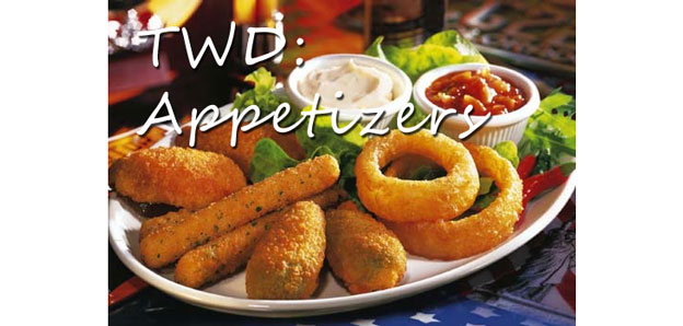 The Weekly Dish – Appetizers