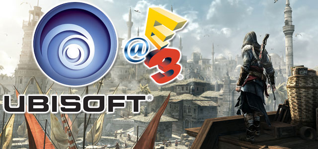Ubisoft E3 2011 Press Conference