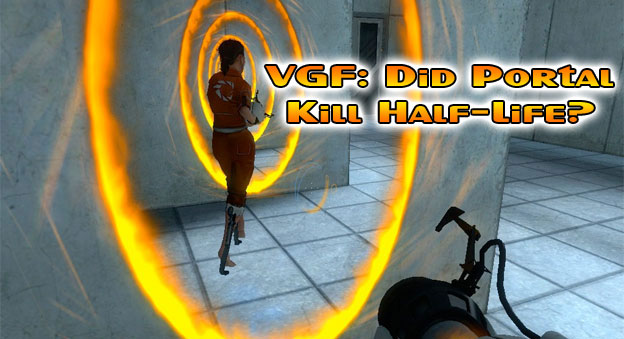 Video Game Foresight - Did Portal Kill Half-Life?